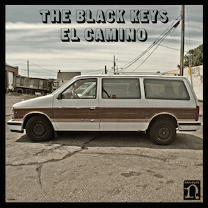 The_Black_Keys_El_Camino_Album_Cover