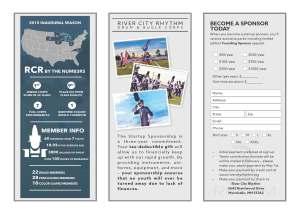 image of RCR tri-fold print brochure